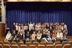 <p>Fifty-one Bronxville High School freshmen and sophomores – who conducted extensive historical research over several months on a topic of their choice – have advanced to the Lower Hudson Valley Regional National History Day Competition, which will be held at St. Thomas Aquinas College in Sparkhill, New York, on March 10. </p>