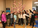 <p>Fourth-graders at Bronxville Elementary School discovered the power of kindness and learned how they can make a difference in the lives of others when they participated in No One Eats Alone Day on Feb. 9. Part of a national movement and run by the nonprofit Beyond Differences, the initiative was aimed at helping students make new friends and celebrate inclusiveness. </p>