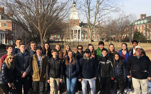 Bronxville High School Students Win Awards at Model United Nations Conference