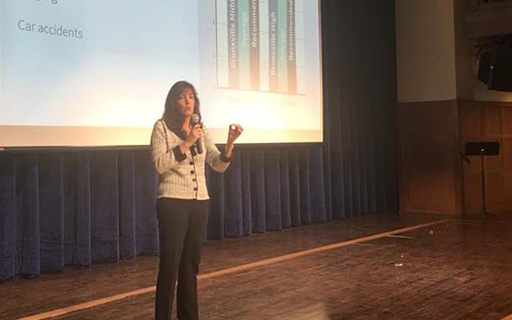 Bronxville School Community Discusses 'Well-Balanced' Student