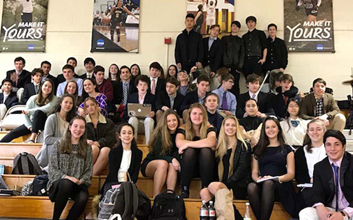23 Students Advance to State History Competition