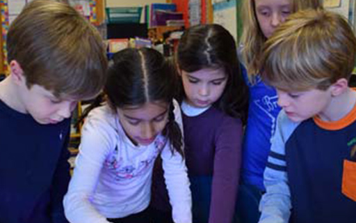 Second-Graders Think 'Outside the Box'