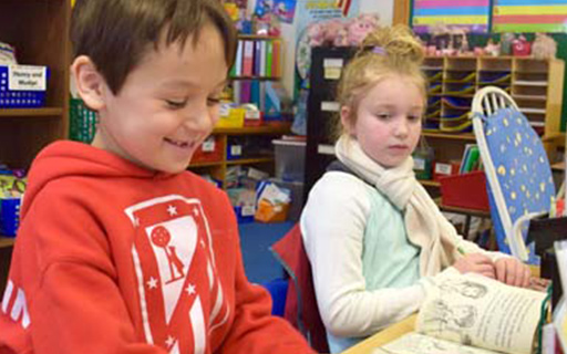 Second-Graders Examine Authors' Craft